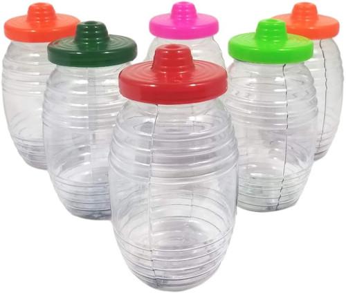 plastic vitolero aguas frescas