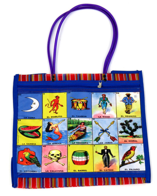 ASA Loteria Bag (Design ASA fina Multi Card)