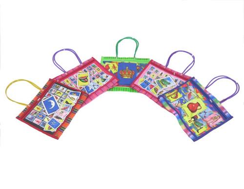 5 PACK Assorted Mexican Loteria ASA Fina Bag (D2)