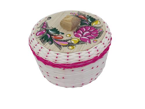 Foam Tortilla Basket