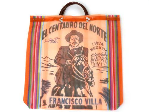 Pancho Villa Mesh Bag Orange