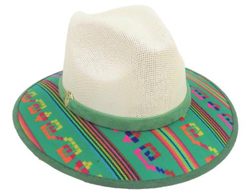 Cambaya Green Hat