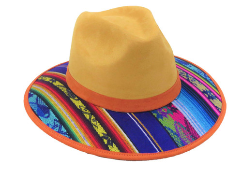 Tan Camino Hat