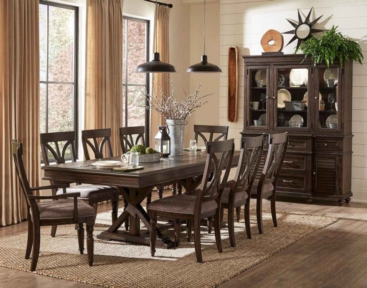 Cardano 5 Piece Dining Set