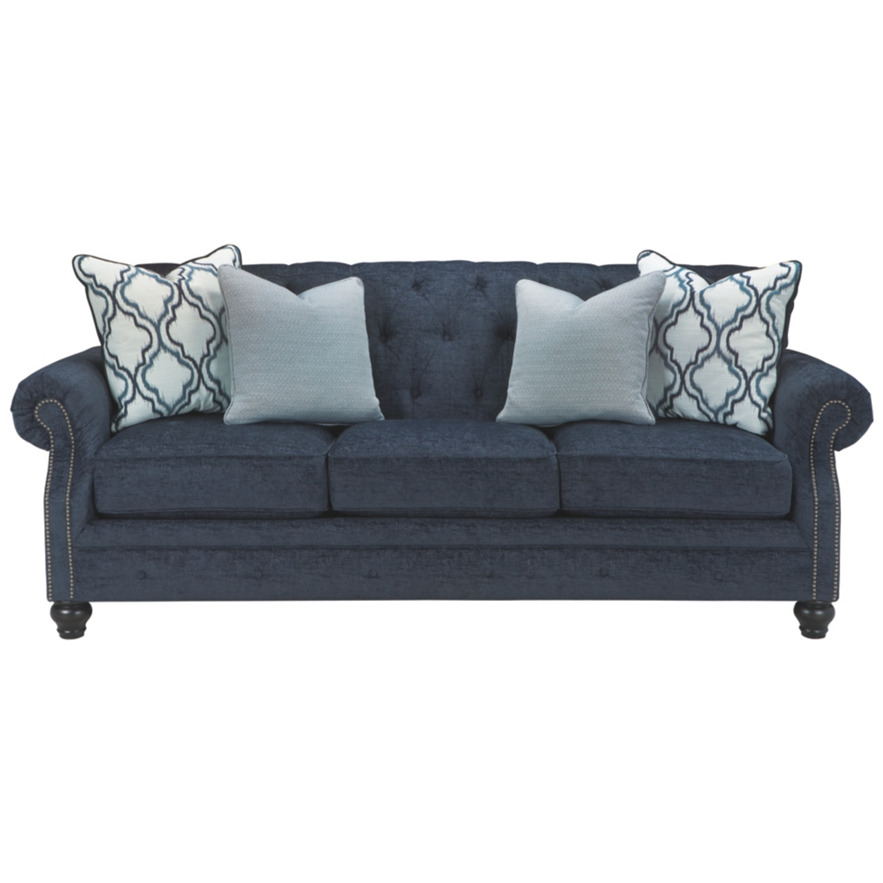 Prime Lavernia Navy Sofa Couch Ocoug Best Dining Table And Chair Ideas Images Ocougorg