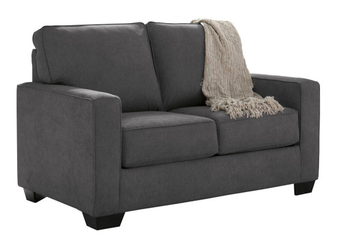 Fantastic The Ashley Jarreau Blue Sofa Chaise Sleeper Sold At Cramers Camellatalisay Diy Chair Ideas Camellatalisaycom