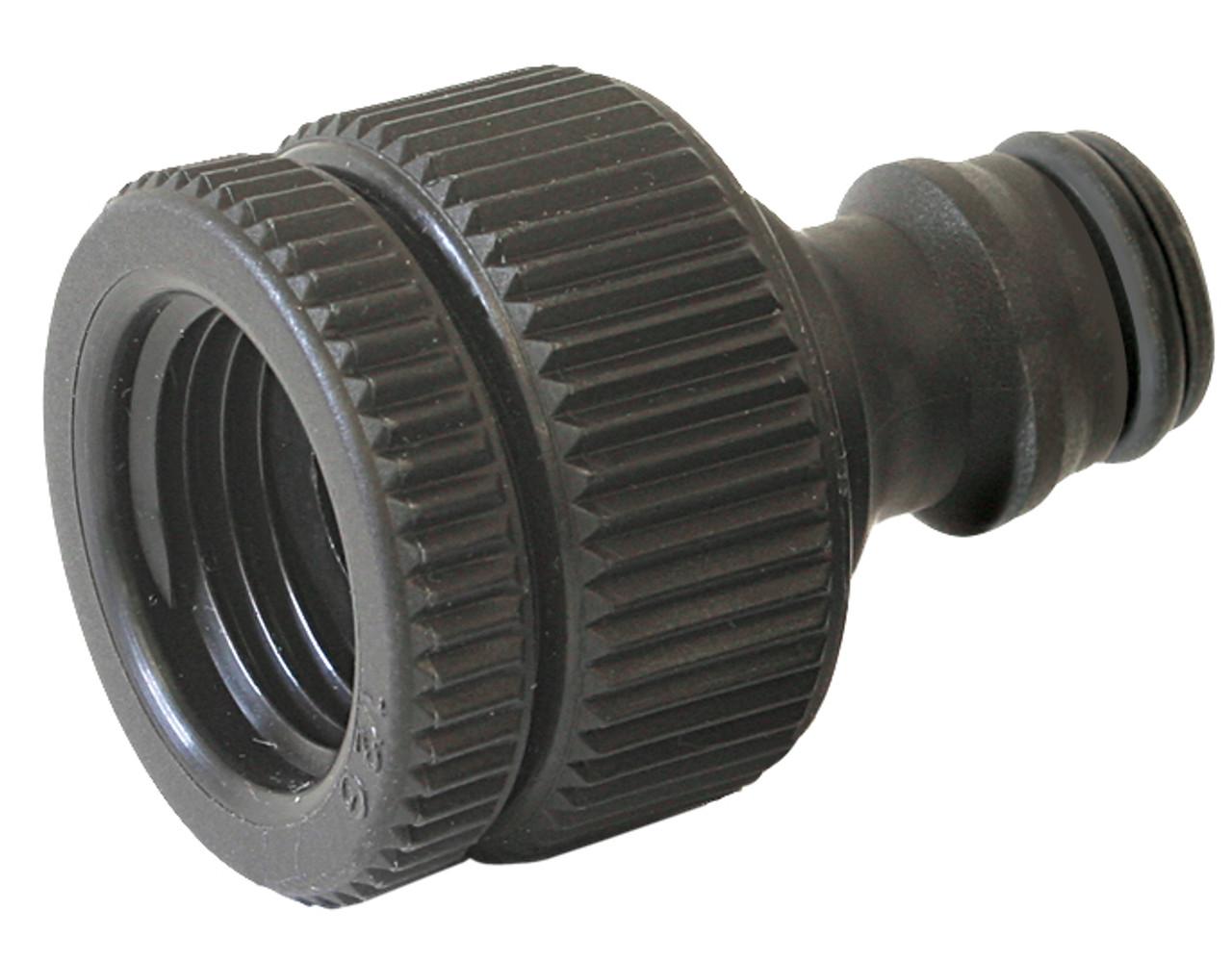 Plug 1/2in - Nylon 1/2in -3/4in Female Threaded