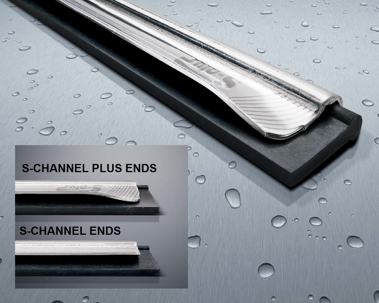 window cleaning tools, window cleaning channel, unger s-channel plus
