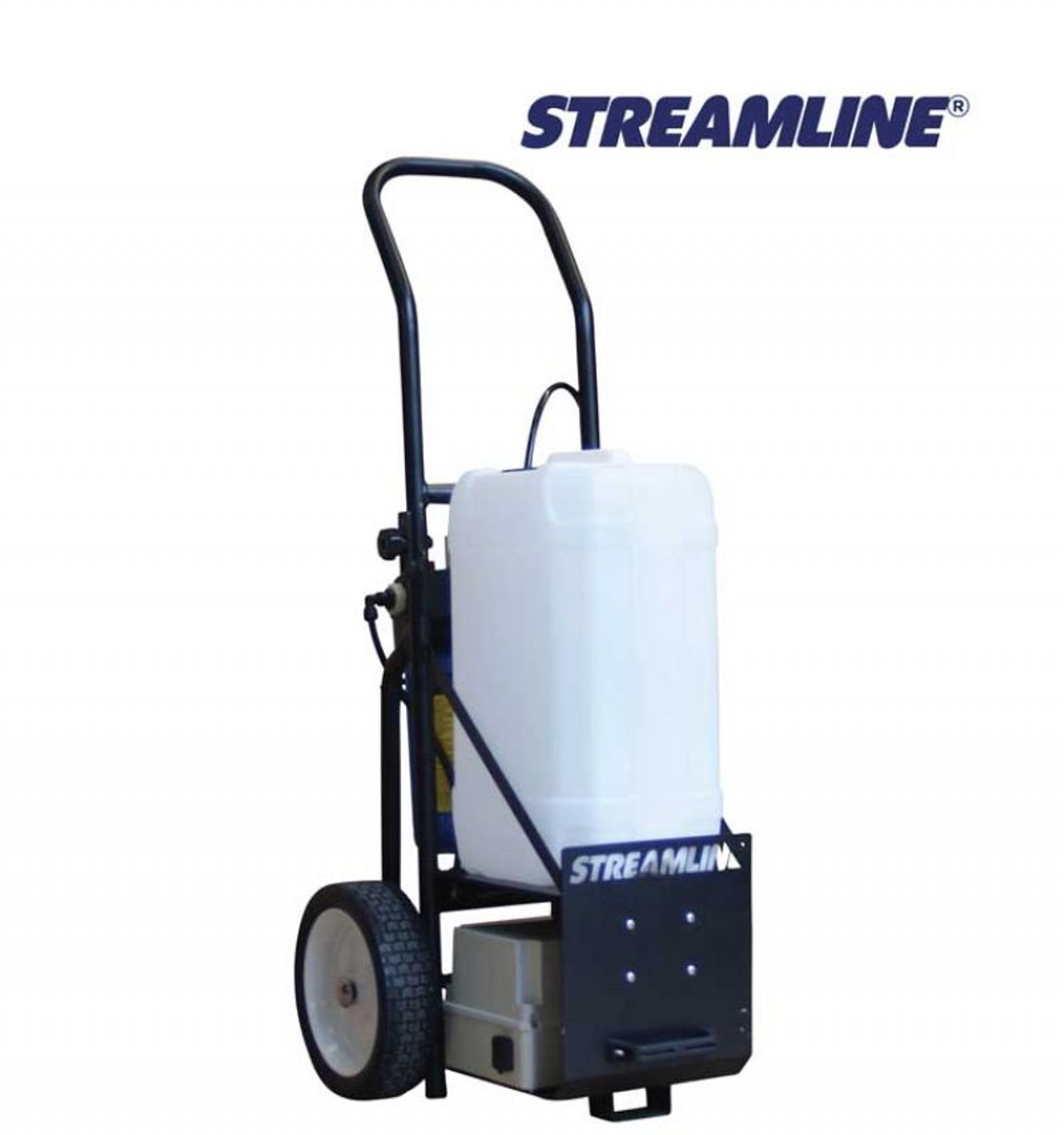 Streamline STREAMFLO Trolley, Mobile Water Fed Cleaning Solution
