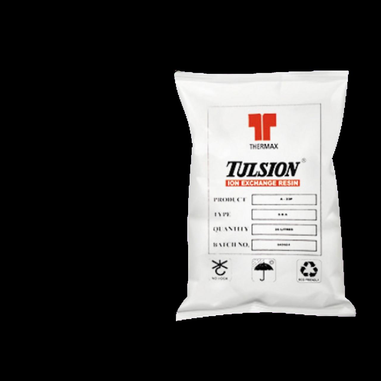 tulsion mb115 resin, virgin resin, top grade resin, di resin, water fed pole resin