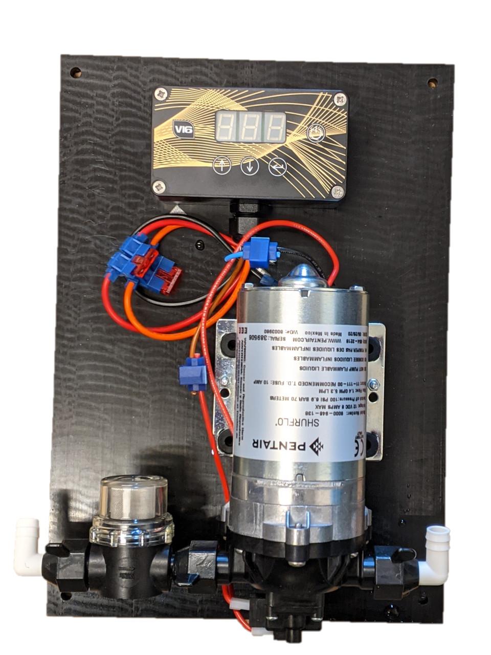 Wintecs Pump Controller with Options