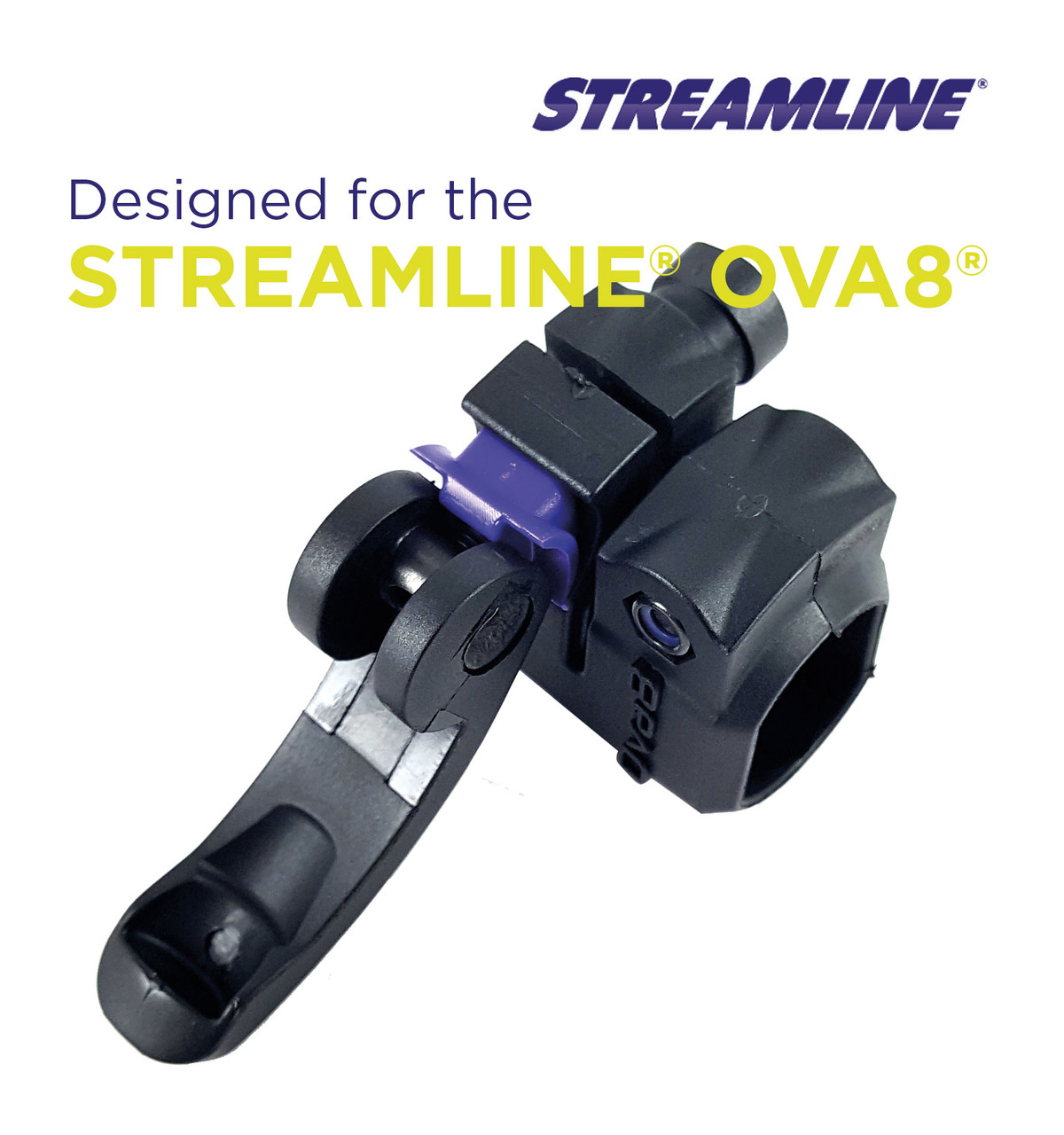 Replacement Clamp for OVA8