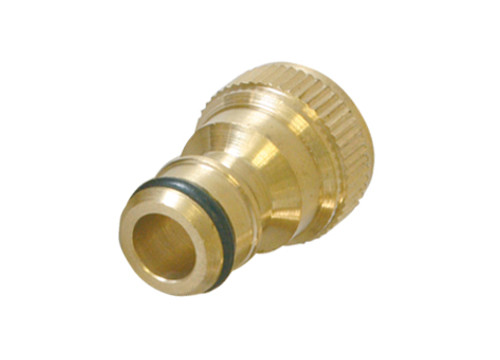 Plug 1/2in - Brass 1/2in Female Threaded