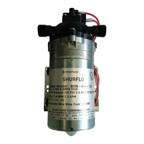 Genuine Pentair Shurflo 100psi pump