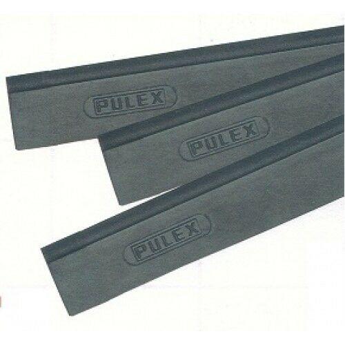 Pulex replacement squeegee rubber, Pulex rubber, Pulex squeegee rubber
