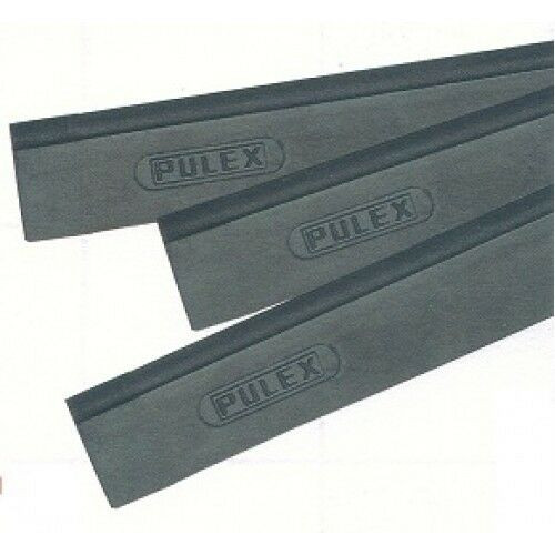 Pulex replacement squeegee rubber, Pulex rubber, Pulex squeegee rubber