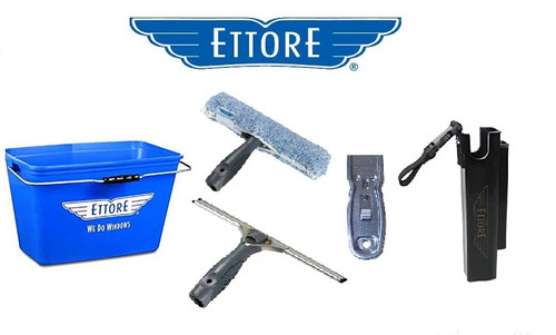 Ettore Premium Window Cleaning Starter Kit