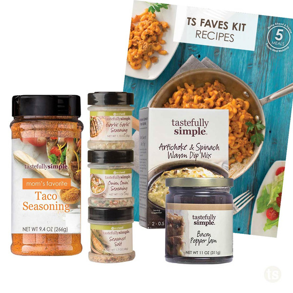 TS Faves 5-Meal Kit