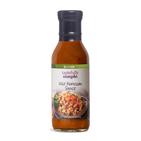 Mild Moroccan Sauce