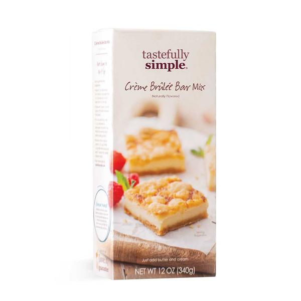 Creme Brulee Bar Mix Package