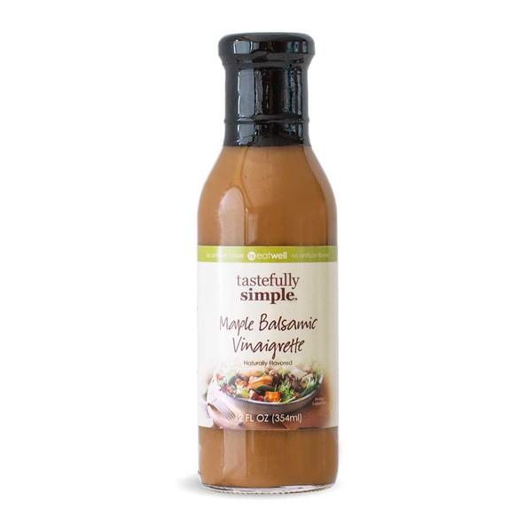 Maple Balsamic Vinaigrette Bottle