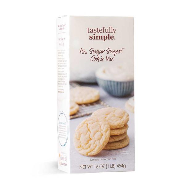 Ah Sugar Sugar Cookie Mix Box Displayed