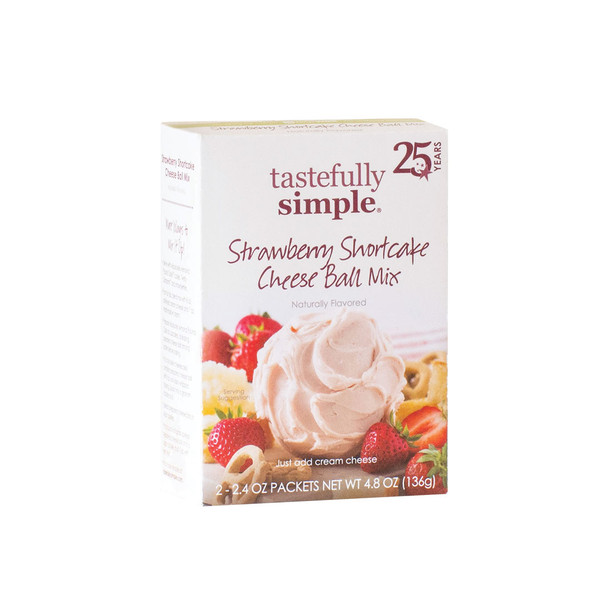 Strawberry Shortcake Cheese Ball Mix Boxed