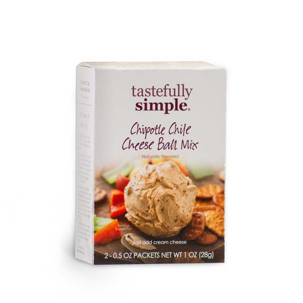 Chipotle Chile Cheese Ball Mix  Box