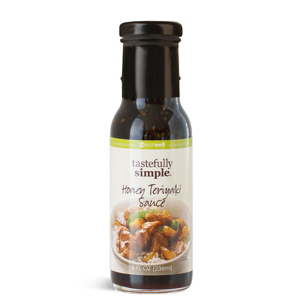 Honey Teriyaki Sauce Bottle