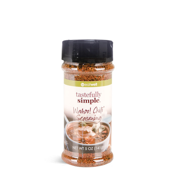 Wahoo Chili Seasoning Shaker