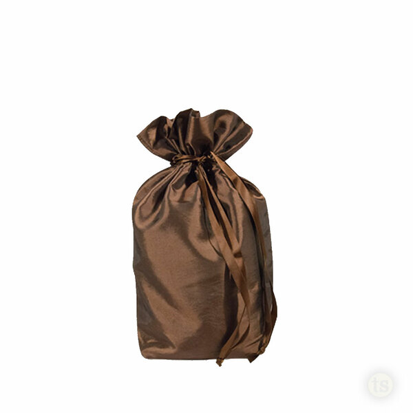 Chocolate-Colored Gift Bag Small