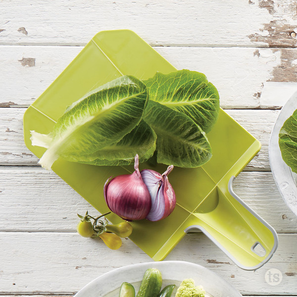 Lime Green Foldable Chopping Board