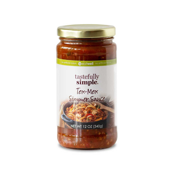 Tex-Mex Simmer Sauce Jar