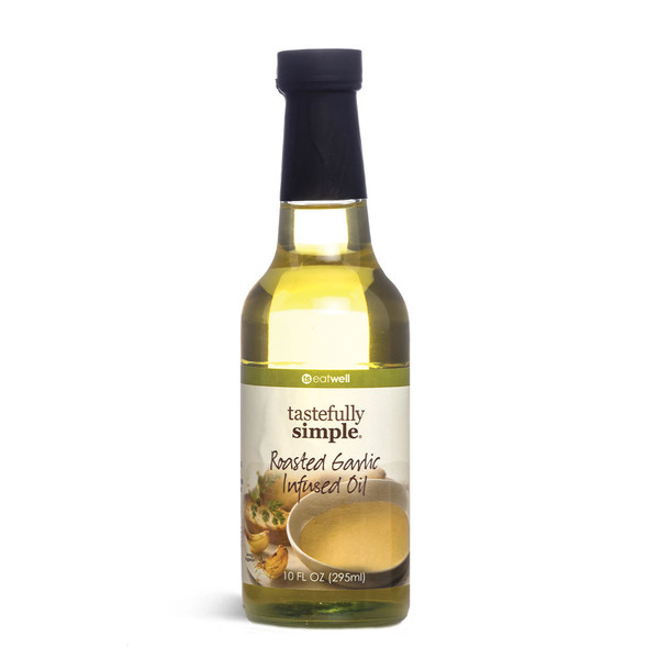 Roasted Garlic Infused Oil