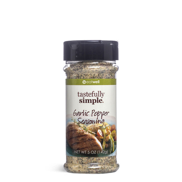 Garlic Pepper Seasoning Shaker
