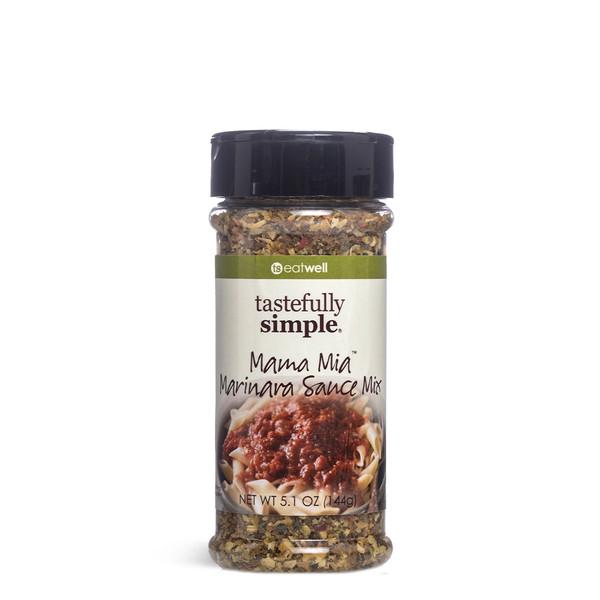 Mama Mia Marinara Sauce Mix Shaker
