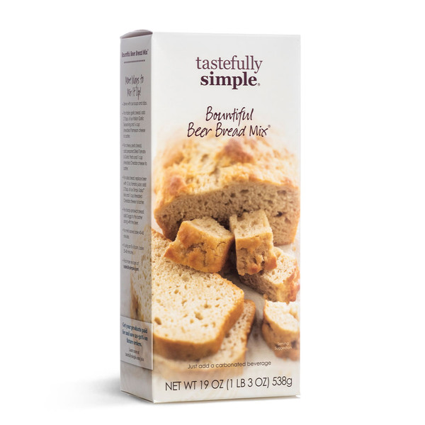 Bountiful Beer Bread Mix Package