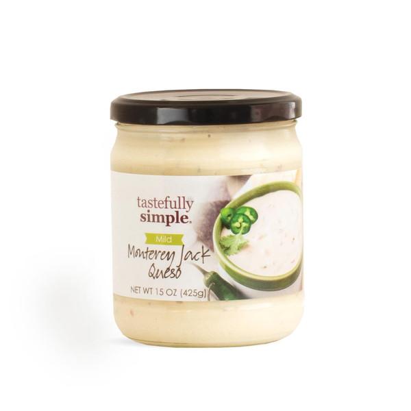 Monterey Jack Queso Jar