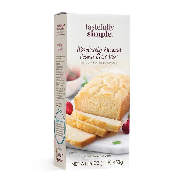 Absolutely Almond Pound Cake Mix™
