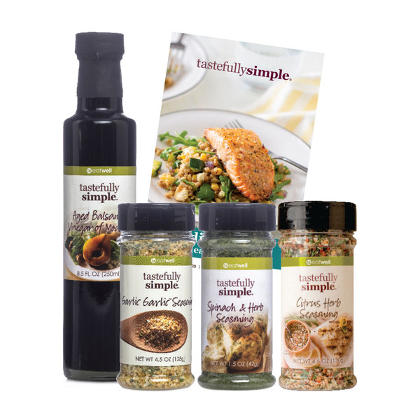 Mediterranean 5-Meal Kit FW20 Products