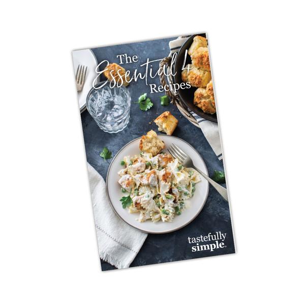 The Essential 4 Recipes Book FW20