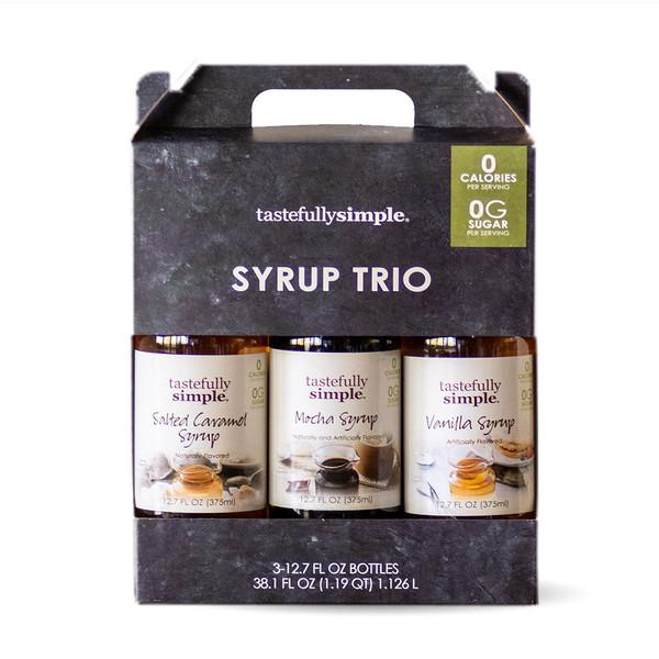 Syrup Trio Box