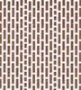 Brown Brick 7th Row Locking Raised Facing Paper
