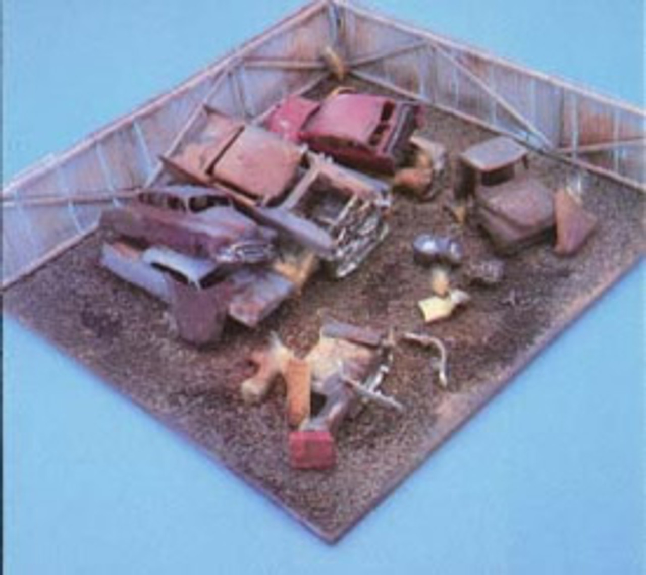 Junk Yard Autos or Truck Bodies / Parts
