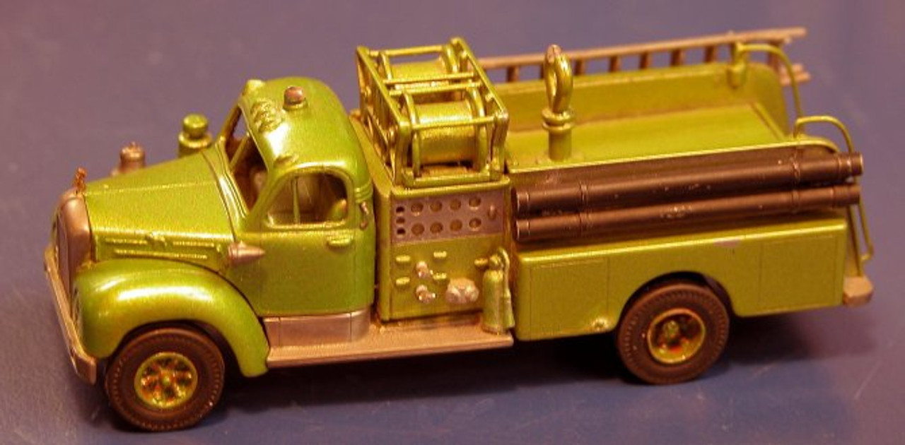 1953-64 Mack B42 / B61  Firetruck with  Pumper Body Kit
