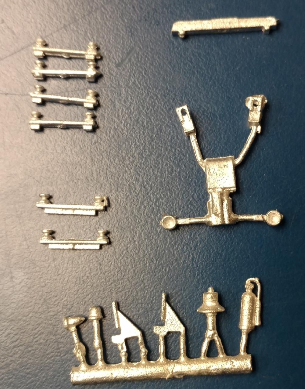 Super Detail Kit #3 for any Firetruck