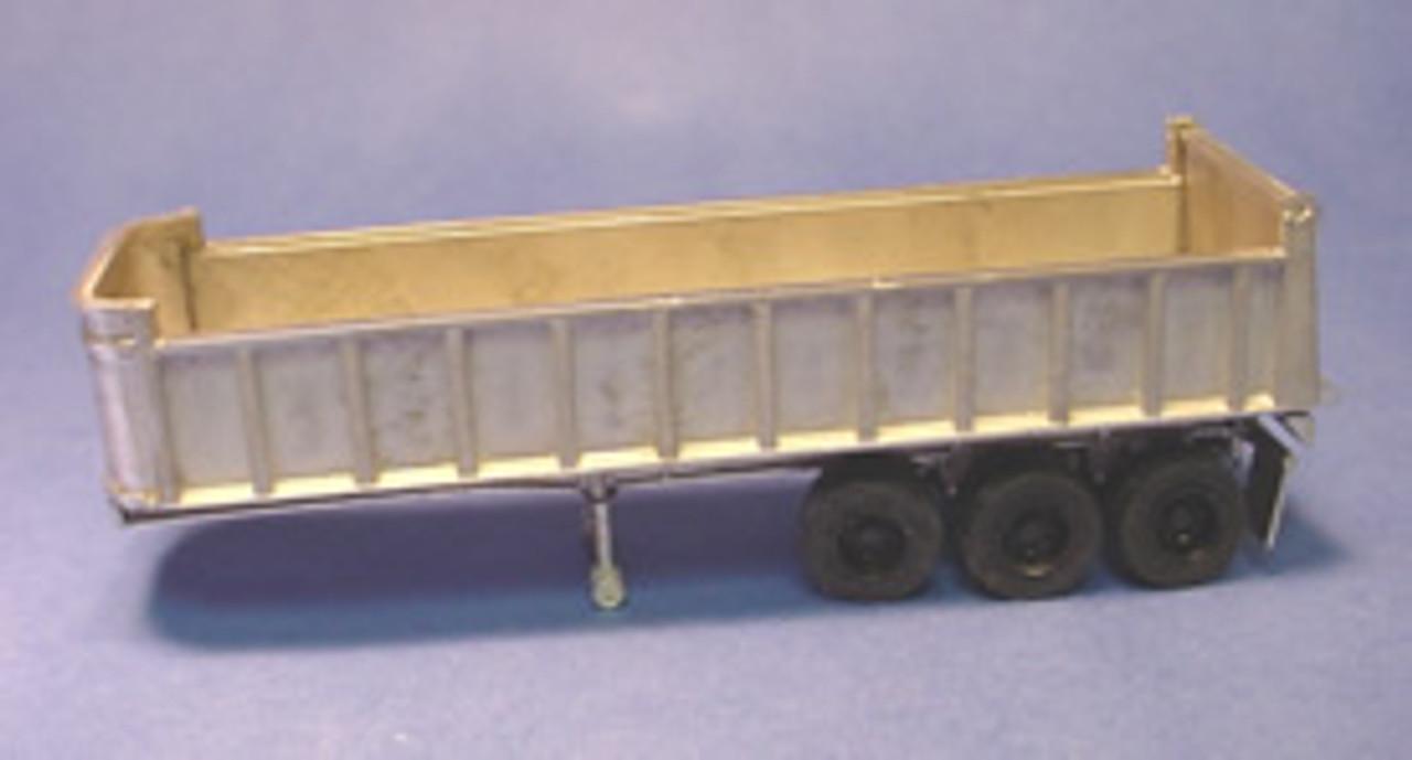 30 ft. Tri-axle Dump Trailer Kit