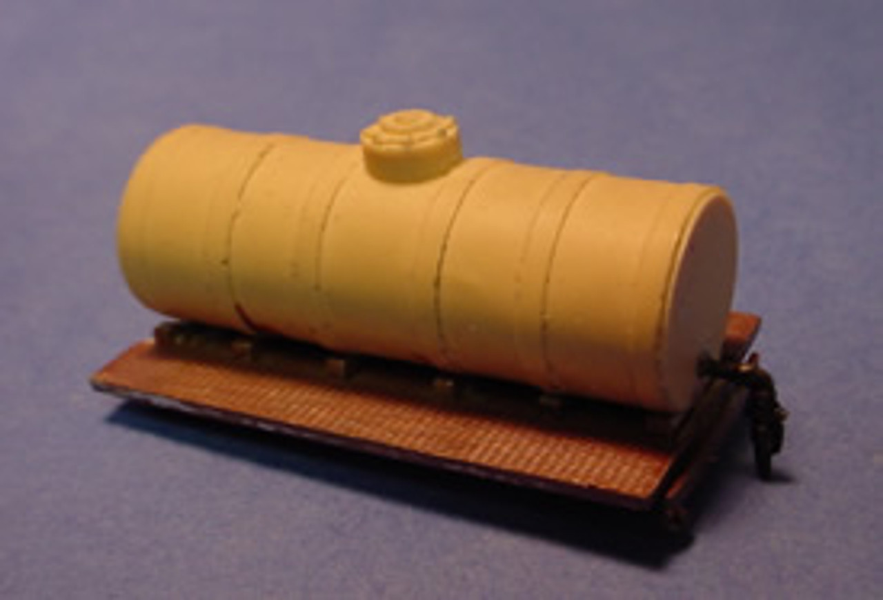 1930's Round Tanker Body Kit