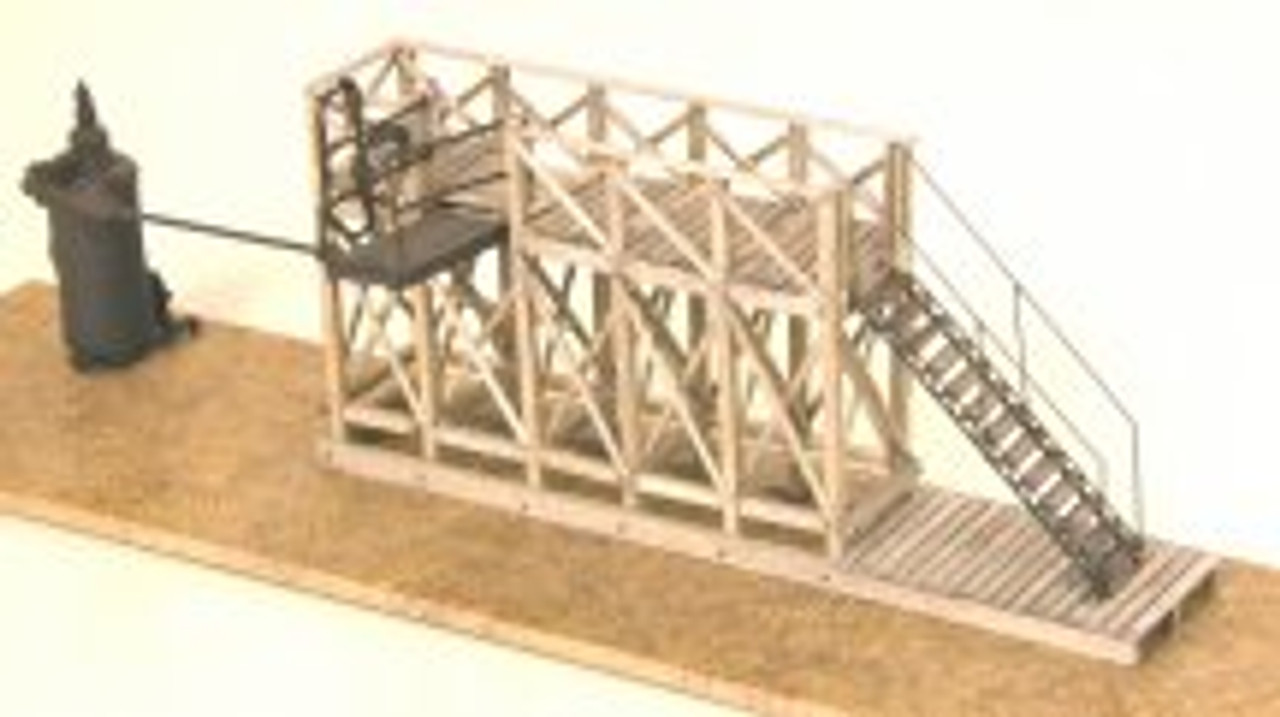 Oil Loading Facility Dock Kit