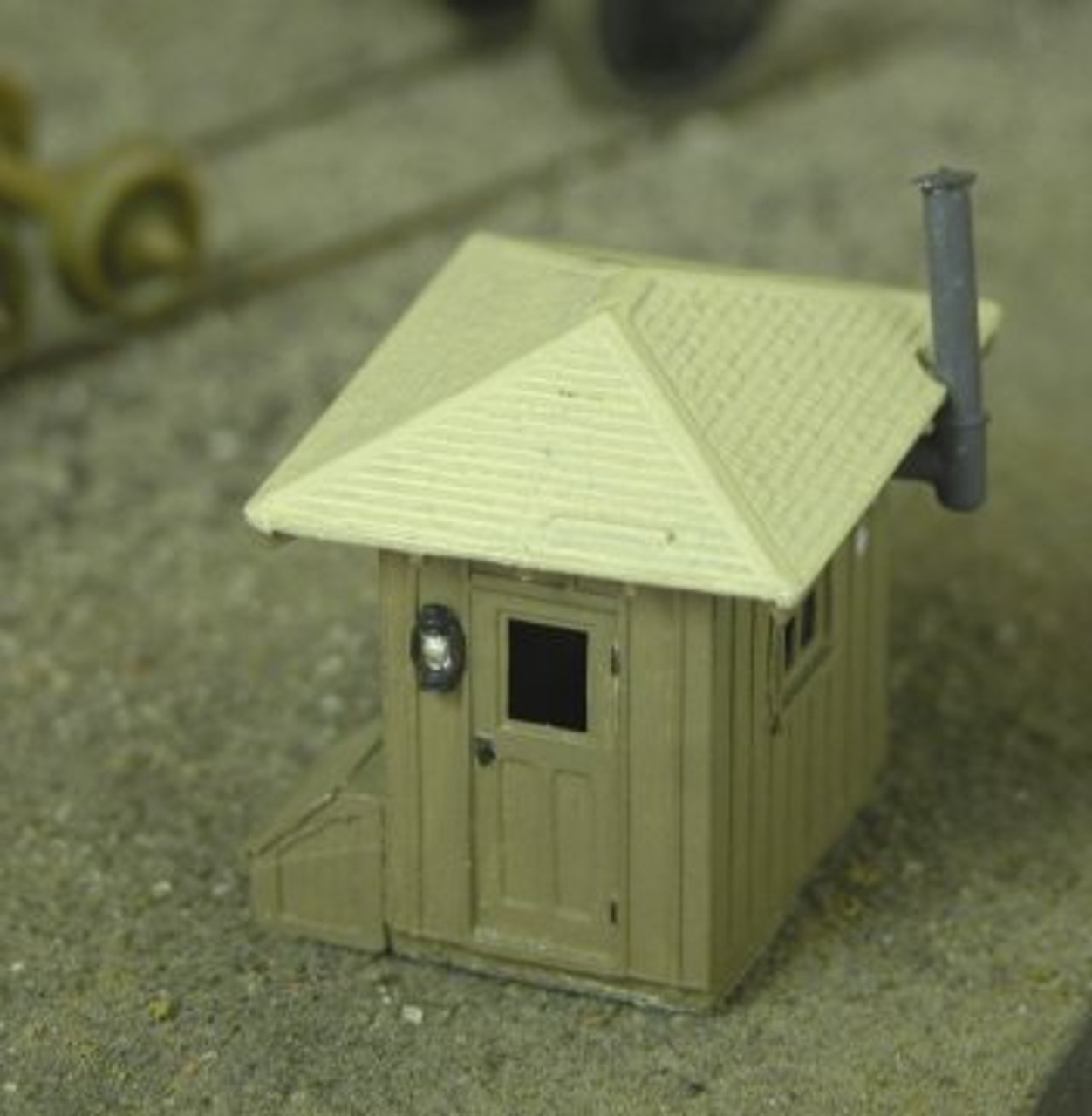 Board & Batten Crossing Shanty Kit